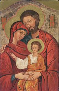 la famille sainte