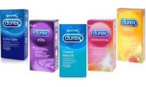 sortes de préservatifs