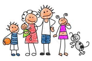 parent et la famille