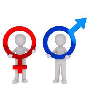 différences entre les sexes